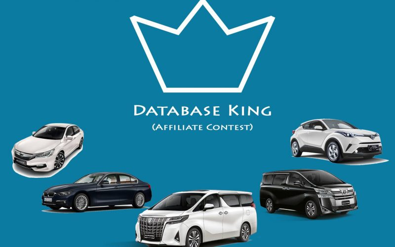 Database King : Cabaran Affiliate